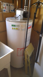 50 gallon Hot Water Tank for sale 300 obo