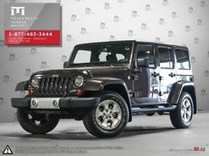 2013 Jeep Wrangler Unlimited Sahara