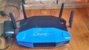 Linksys, Belkin, D-Link wi-fi routers, network switches