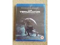 The terminator new and sealed blu ray