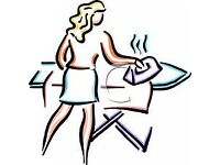 PART TIME IRONING ASSISTANT AT LOCAL TAILOR'S SHOP