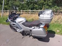 Honda ST1100 Pan European reluctant sale