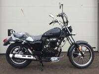 Lexmoto Michigan 125 EFi Cruiser 125cc Motorcycle **FINANCE ME from £13.39 per week**