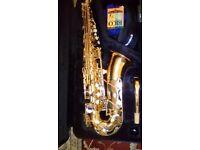 Yamaha Alto Saxophone (YAS-275)