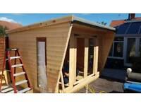Retro summer house cabin/ mancave