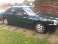 Rover 620 GSI AUTO B Racing Green, FULL MAIN DEALER STAMPED HISTORY 3 KEEPERS REALLY GOOD CAR