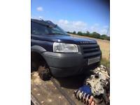 Freelander td4 breaking 2.0 diesel auto