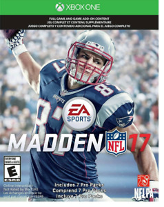 Madden 17 downloadable game
