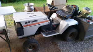 Craftsman 12.5 HP LawnMower