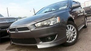 2010 Mitsubishi Lancer SE / AUTO / 75k ! / Accident Free
