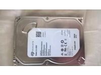 SEAGATE VIDEO 3.5 HDD 500GB SATA HARDRIVE
