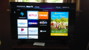 ROKU SMART TV 42' LIKE NEW CONDITION