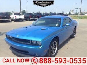 2009 Dodge Challenger RT COUPE Leather,  Heated Seats,  Sunroof,