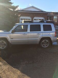 2009 Jeep Patriot sport Rocky Mountain edition