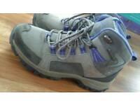 Higear walking boots UK size 6