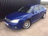 2007 Ford Mondeo 2.2 TDCi ST Diesel, 2 Keys, Service History & Over £3000 Worth Of Receipts,Full MOT