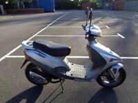 2000 MAICO 100 SCOOTER MOPED YAMAHA ENGINED 2T VGWO NEW MOT & TAX NO FAULTS V5