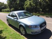 AUDI A4 2.0 SE PETROL 100.000 2007 LOVELY CAR FANTANSTIC CONDITION FIRST TO SEE WILL BUY