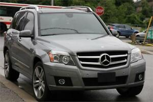 2011 Mercedes Benz GLK 350 4Matic *PANO ROOF+BLUETOOTH* NO ACCID