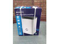 MORETTI 16 litre dehumidifier