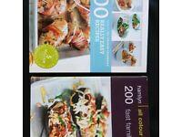 Cook Books x 2
