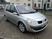 2009 (58reg), Renault Grand Scenic 1.9 dCi Dynamique 5dr MPV, £1,795 p/x welcome