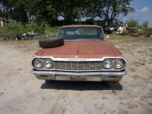 Large assortment- Chev car and pickup parts