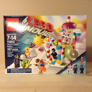 70803 The Lego Movie Cloud Cuckoo Palace (includes Unikitty)