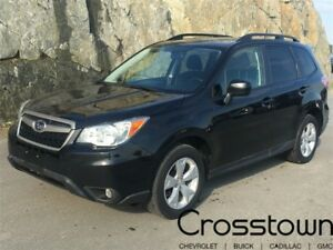 2014 Subaru Forester 2.5i Limited Package/ Sunroof/ Backup Camer