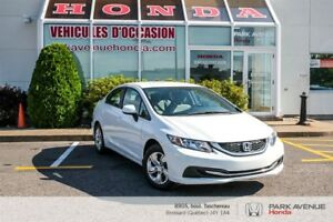 2013 Honda Civic LX (M5)*BLUETOOTH*SIÈGES CHAUFFANTS*