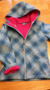 Girl's Size 7/8 Fall / Spring Jacket