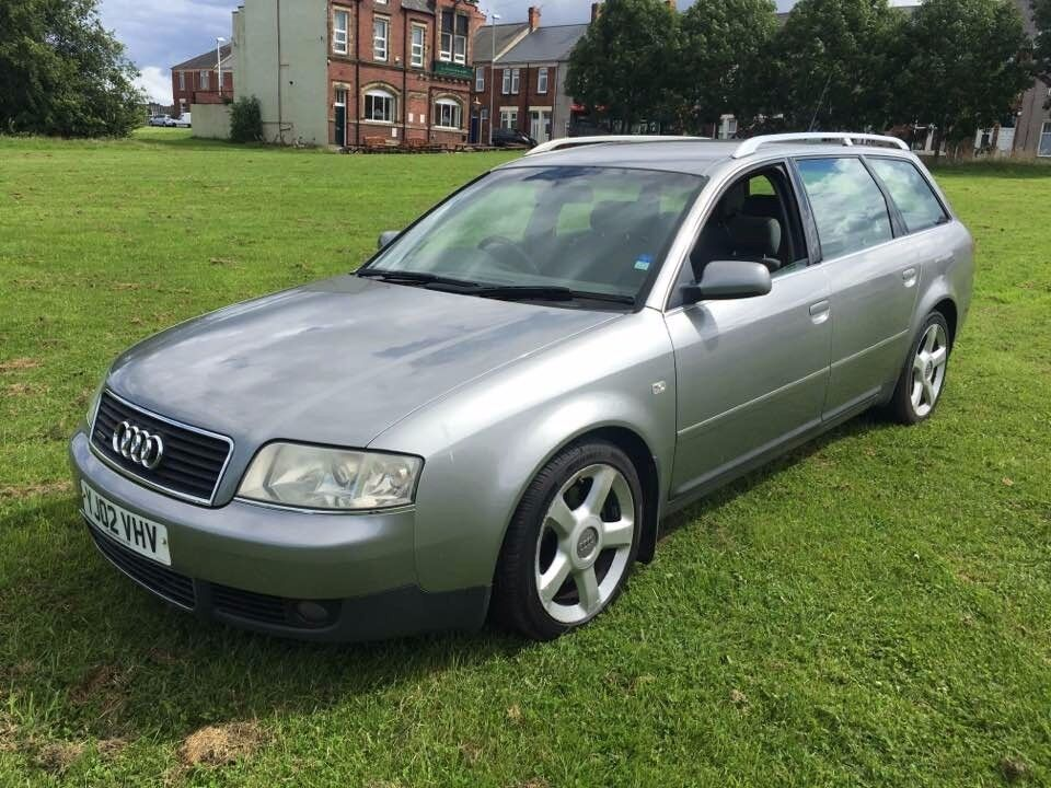 2002 audi a6 2 5 tdi quattro estate automatic in gateshead tyne and wear gumtree. Black Bedroom Furniture Sets. Home Design Ideas