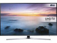 55'' SAMSUNG SMART 4K ULTRA HDR LED TV.MODEL UE55KU6470.FREESAT HD. FREE DELIVERY/SETUP