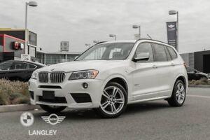2013 BMW X3 xDrive28i Technology, Premium, Executive, BMW Apps a