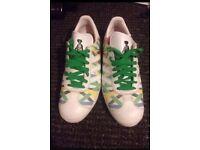 Adidas limited edition laduma gazelles