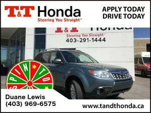 2012 Subaru Forester **C/S** 2.5X *AWD, Local Trade, One Owner*