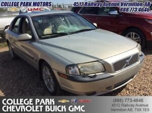 2000 Volvo S80 T6   as is, on consignment.Runs  Drives and its C