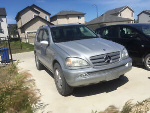 2005 Mercedes-Benz M-Class ml350 SUV, Crossover