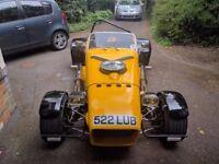 Dax Rush 5.4L 400hp