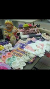 Unique hand made items for baby and mommy