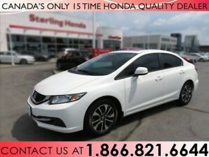 2013 Honda Civic EX | NO ACCIDENTS | 1 OWNER