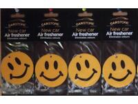 x4 (New Car Fragrance) Air Fresheners