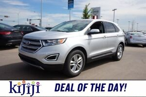 2016 Ford Edge AWD SEL Accident Free,  Bluetooth,  A/C,