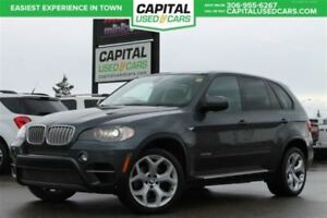 2011 BMW X5 35d**PST PAID**DIESEL**AWD**NAVIGATION****HEATED S
