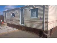2 bedroom mobile static caravan to rent