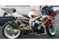 Yamaha R6 *clean bike*