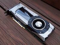 Gigabyte Nvidia GTX 1070 Founders Edition 8GB GDDR5 Graphics Card