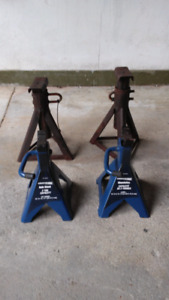 Jack Stands - 2 pairs - $45 OBO