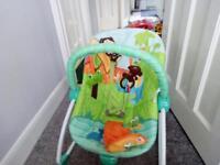 Bright Starts baby to toddler rocker