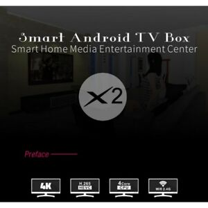Android X2 Kodi Loaded Smart Tv Box.  Great Price !!